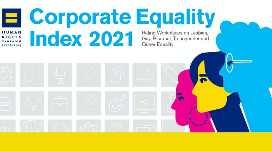 Corporate Equelity Index 2021 LGTBQ